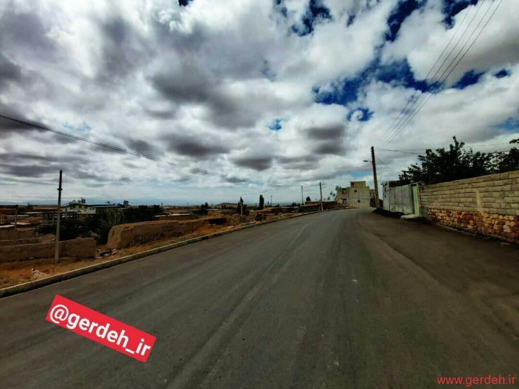خیابان سبلان(ساوالان) گرده